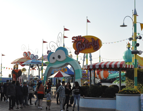 Universal Studios Despicable Me 2 Ride Hollywood (4)