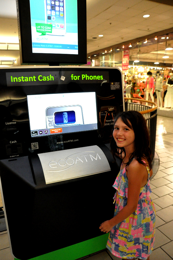 Easily Make Extra Spending Money This Summer With ecoATM