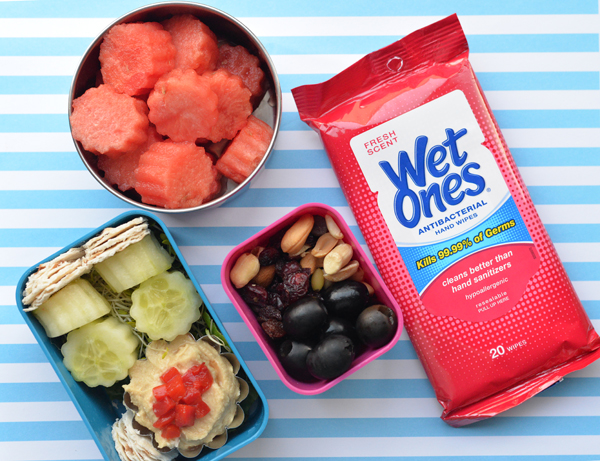 Wet Ones Lunch Cleanups (5)