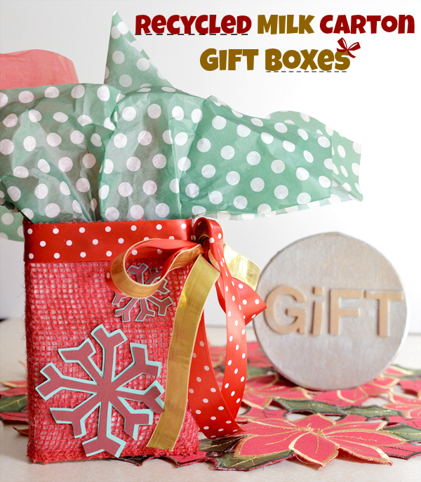 Silk Container Craft Gift Box
