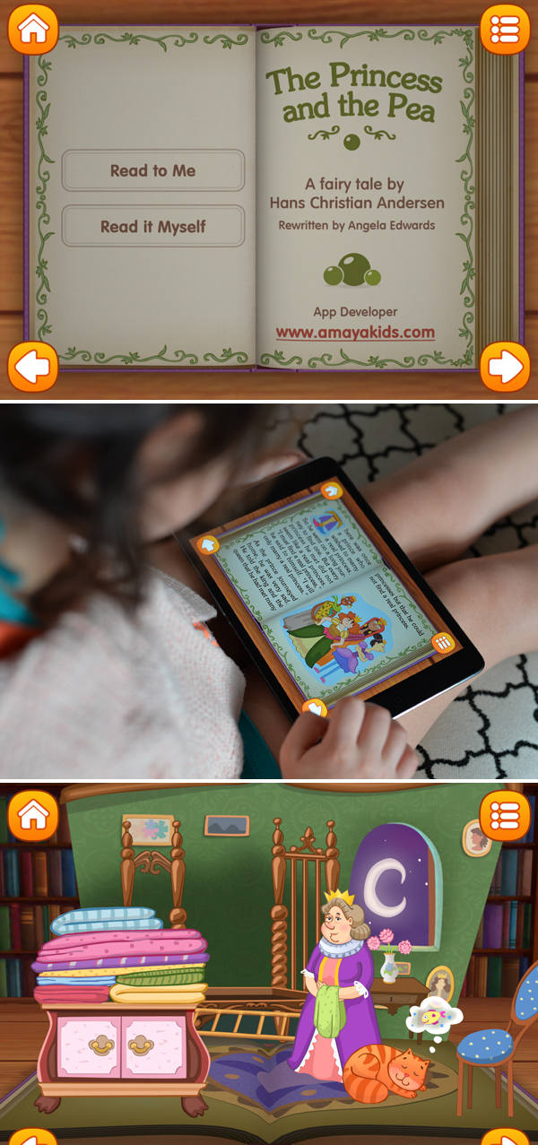 Fairy Tales 3D Interactive (4)