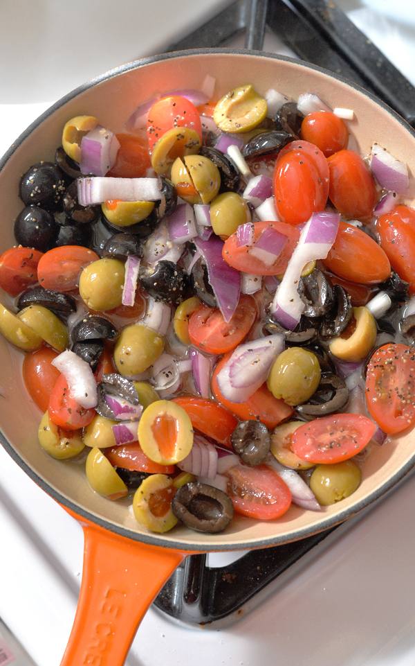 Olives From Spain Pasta  (4)