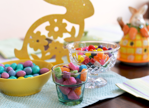 CVS Easter Candy Table Center Piece (2)