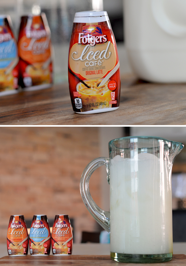 Folgers Iced Cafe Coffee Concentrate Drink  (3) #MyIcedCafe