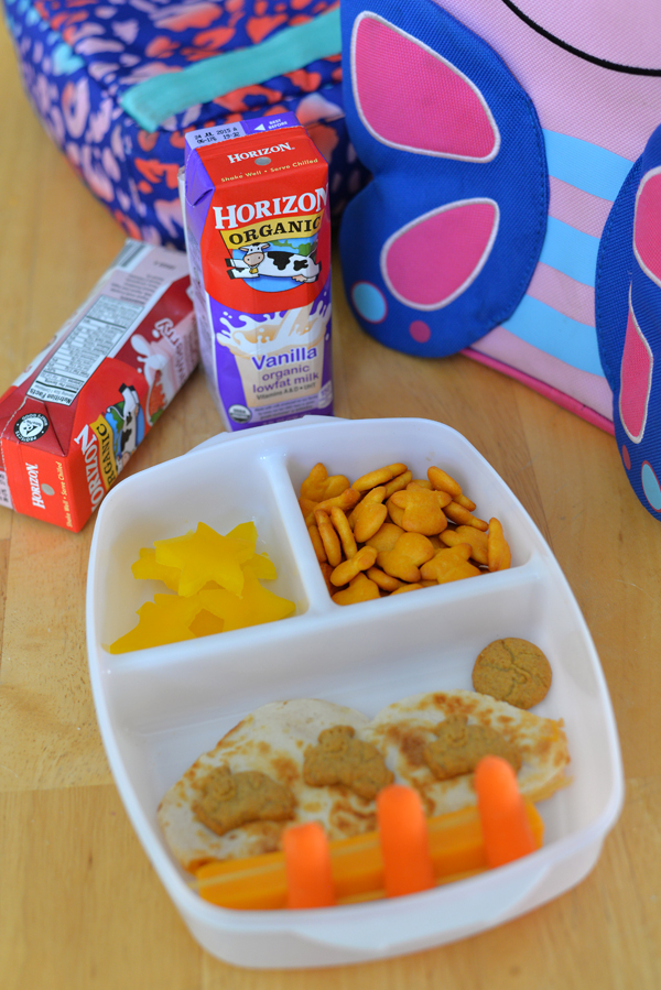 Horizon Snack Grahams Crackers Lunch