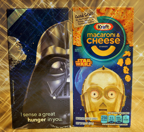 Kraft Mac And Cheese Star Wars Shapes (5)