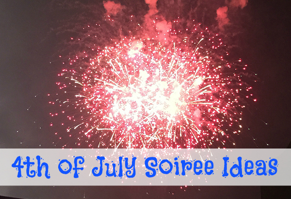 Fireworks 4th of July Soiree