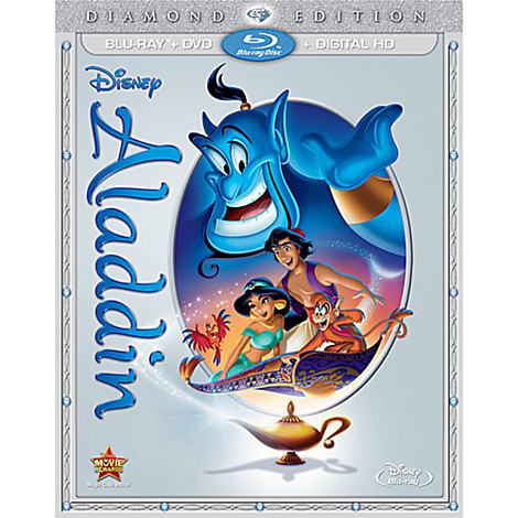 Disney's ALADDIN‏ diamond edition
