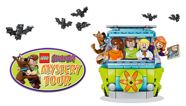 LEGO Scooby Doo Mystery Tour