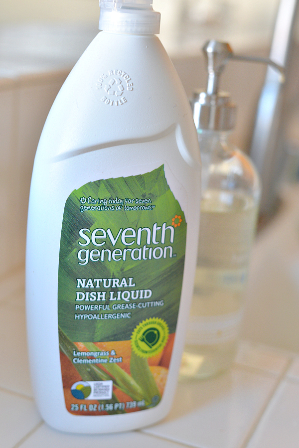 seventh gen dish soaps