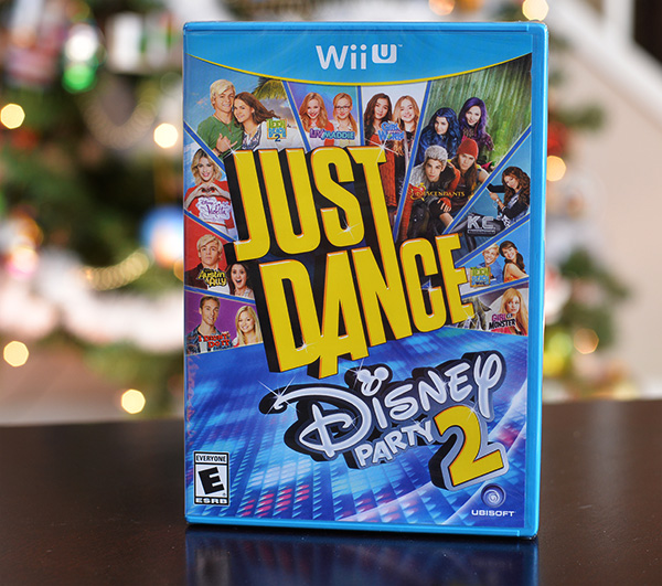 Just Dance Disney Party 2 gift idea video game