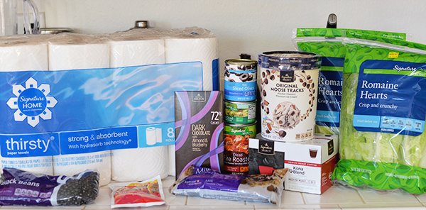 Signature Kitchens Foods products