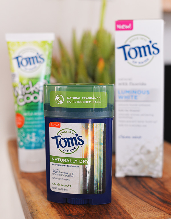 new toms of maine products toothpaste deodorant kids