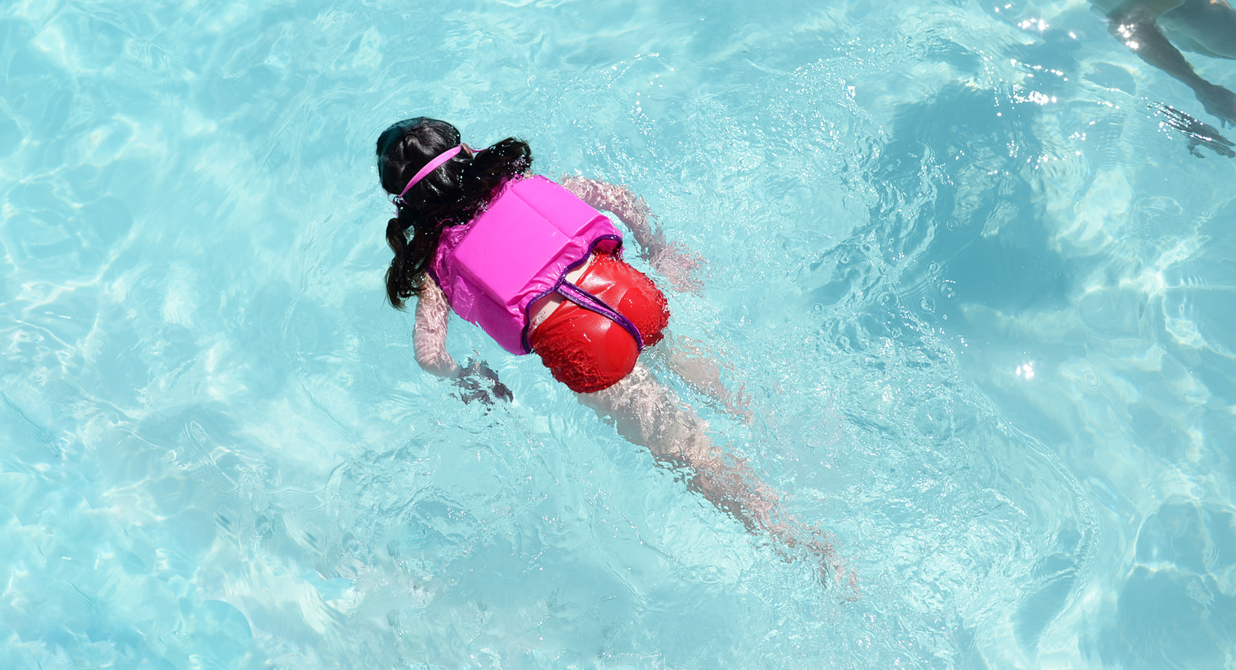 toddler swimming water safety swimways vest