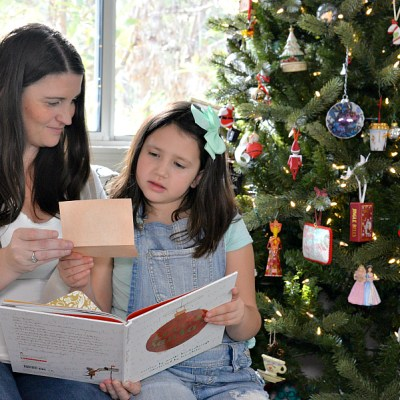 Telling My Daughter The Truth About Santa