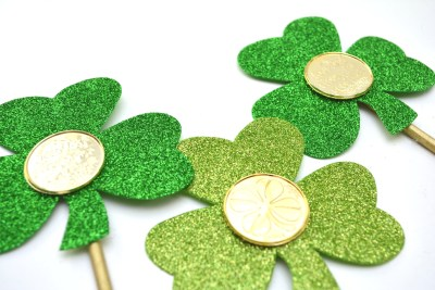 Shamrock Wand Craft