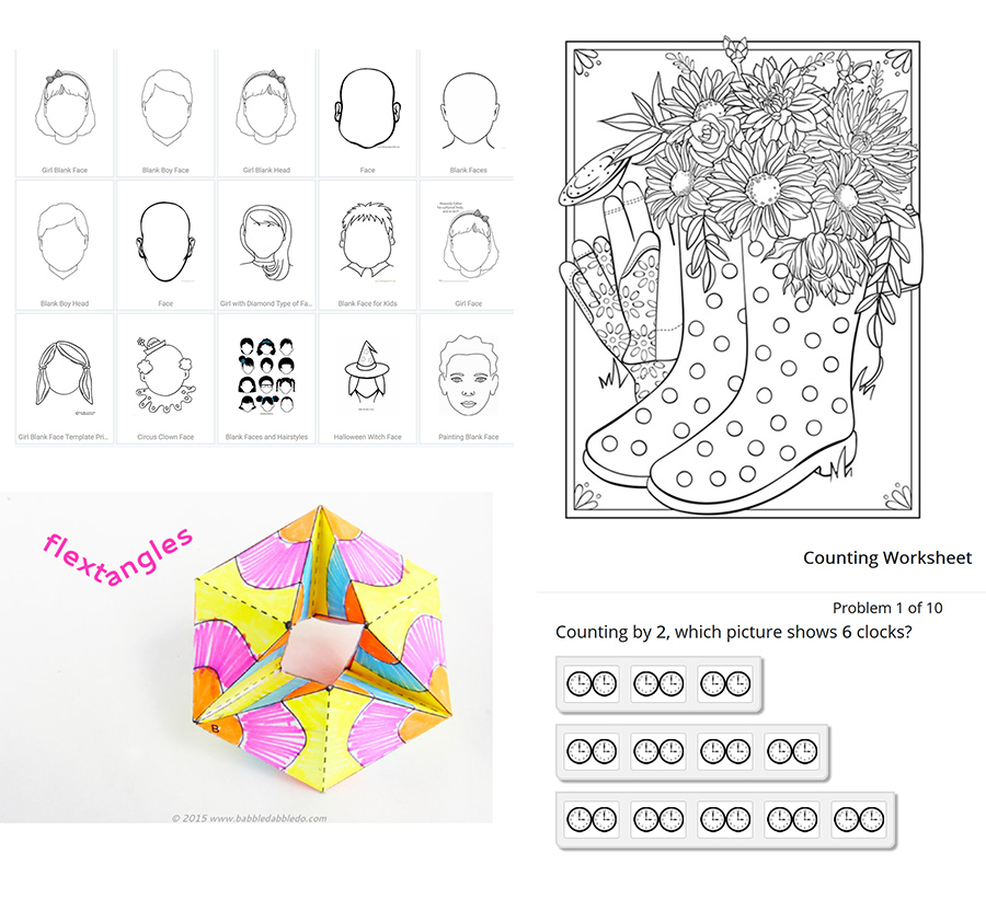 coloring sheet ideas for kids