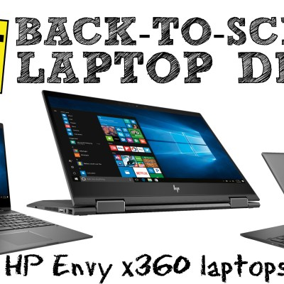 Back To School Laptop Deals From Best Buy