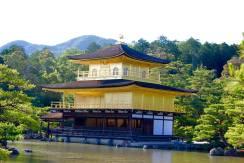Kinkakuji Temple Kyoto5