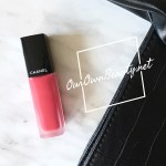 son kem chanel rouge allure ink review swatch