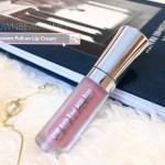 review swatch son căng môi bơm môi buxom full on lip cream màu dolly