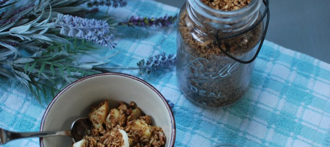 The Best Super, Simple Paleo Granola