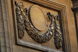 Saint-Sulpice wreath