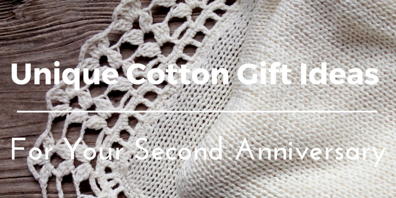 Best Cotton Anniversary Gifts Ideas For Him And Her: 45