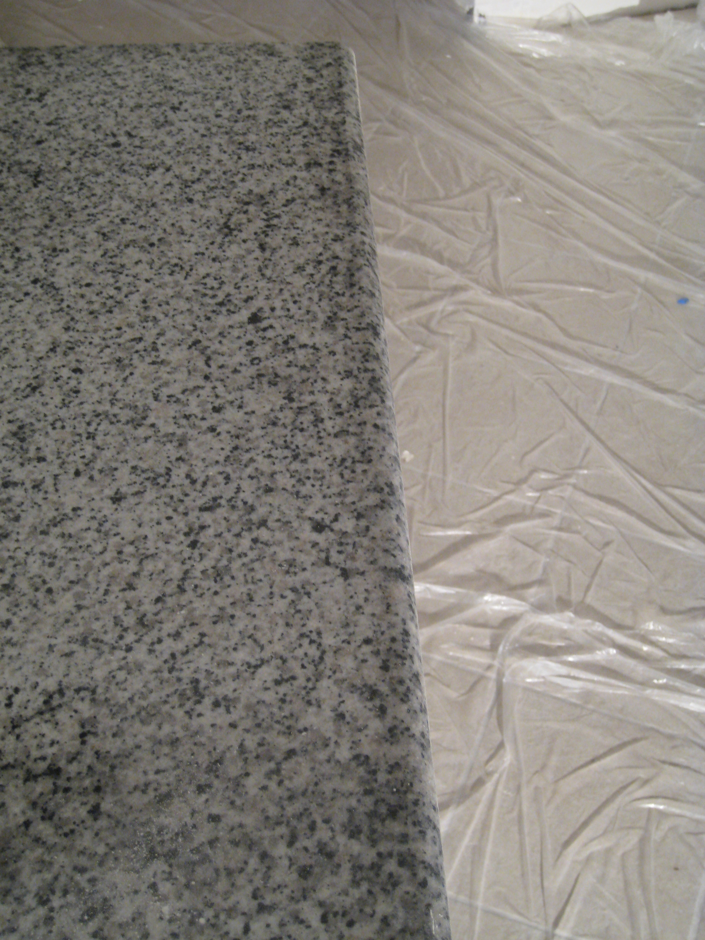 How to Get Stains Out of (supposedly bulletproof) Granite ... on Black Granite Stain  id=76522