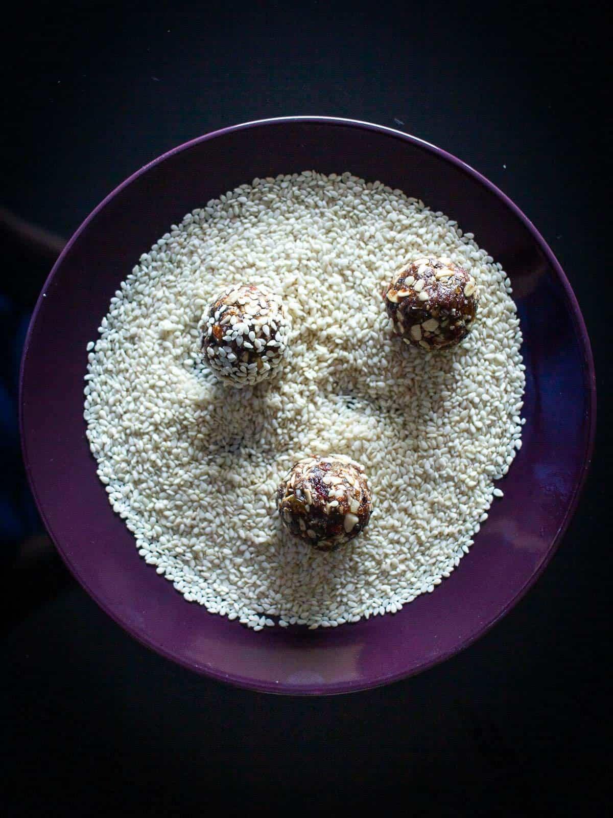 Healthy Vegan Truffles
