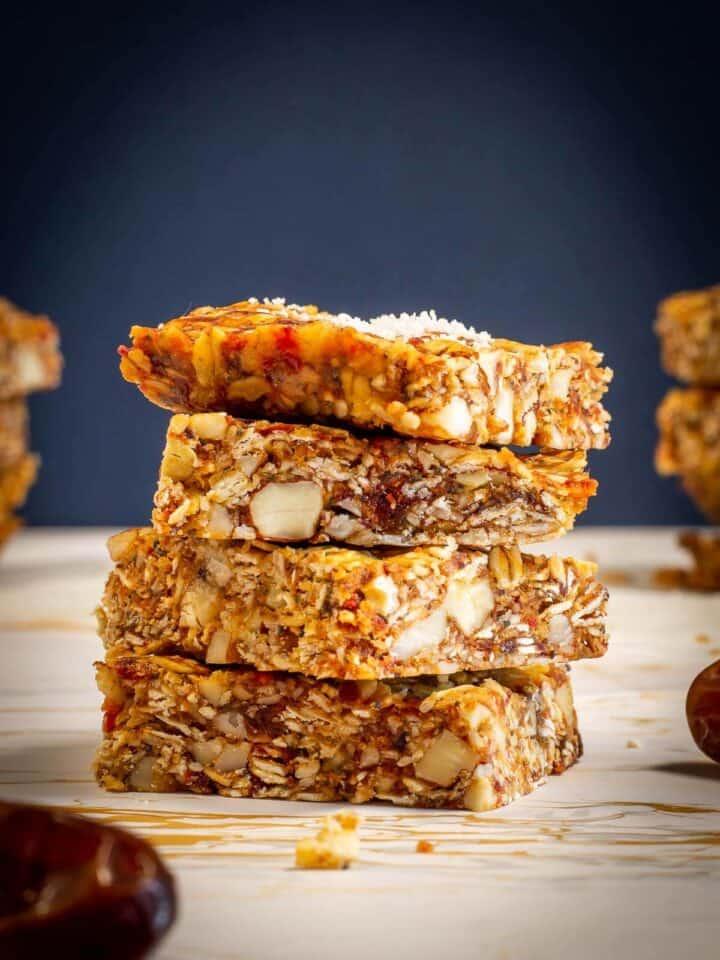 vegan granola bars