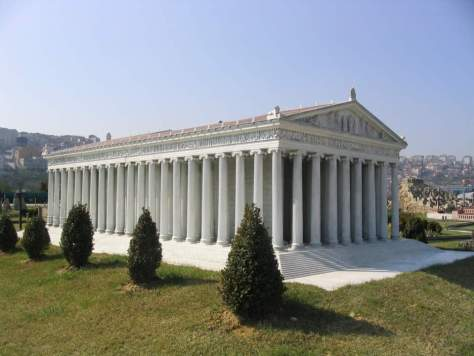 Seven Wonders of the World - Temple of Artemis