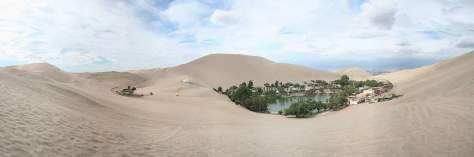 Huacachina (Ica) Dunes