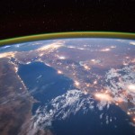 Top Ten Most Beautiful Earth Images Taken From the International Space Station in 2015