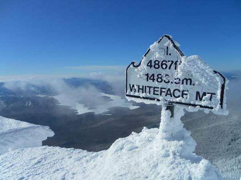 Lake placid, new york usa. Whiteface Mountain New York Hits 114 F 81 11 C Wind Chill At Its Summit Our Planet