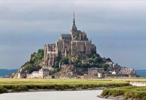 Mont Saint-Michel (July 2011)