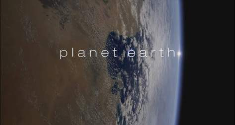 Planet Earth (BBC) intro