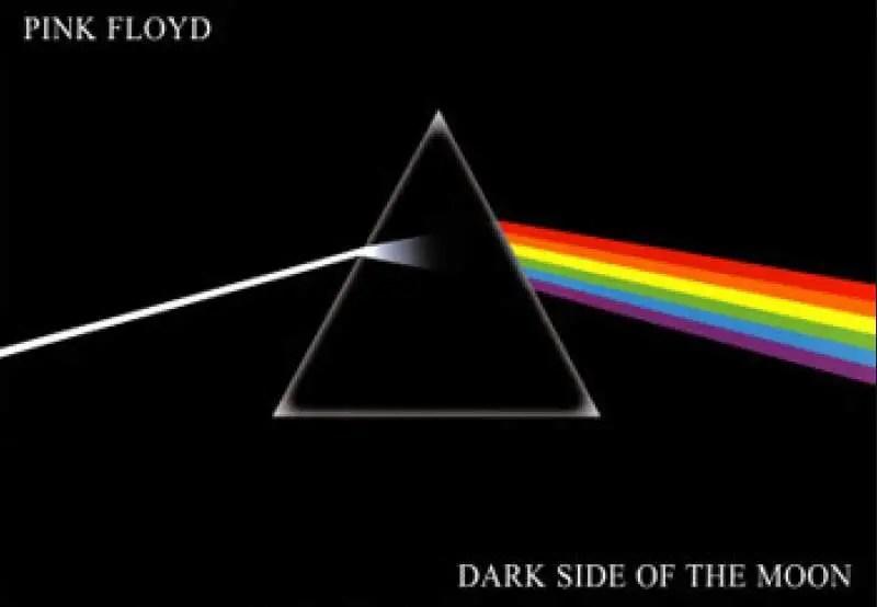 Pink Floyd - Dark Side of the Moon Album Cover