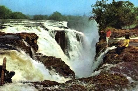 Recently Lost Natural Wonders - Guaíra Falls