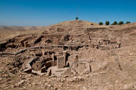 Ancient carvings show a comet hit Earth 13,000 years ago - Ruins of Göbekli Tepe