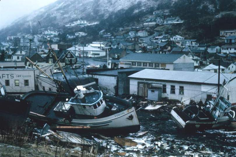 1964 Great Alaska Earthquake