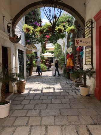 courtyards of San Miguel de Allende