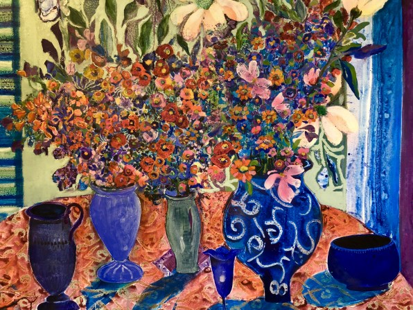 Marilo Carral one of our favorite San Miguel de Allende artists