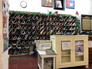our mail service