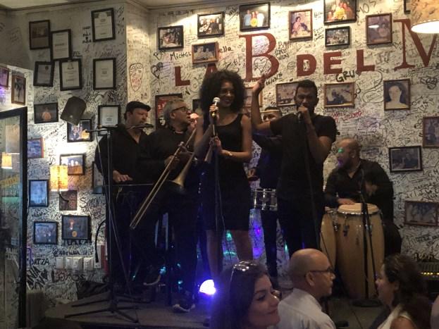 Excellent Cuban band
