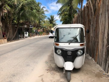 A Tuk Tuk in Mexico?