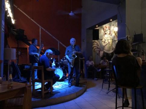Dzalbay plays jazz!!