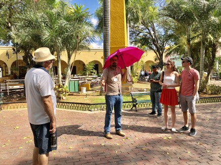 Free Walking Tour Merida