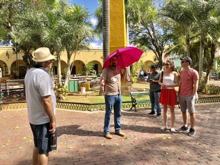 Free Walking Tour Merida