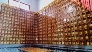 Buddhas at Jade Temple Shanghai
